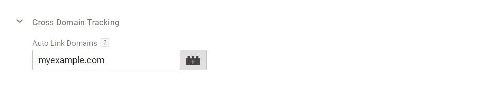 GTM 태그 설정- auto link domain